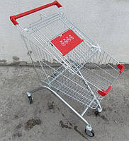 Покупательские тележки для супермаркетов 80 л