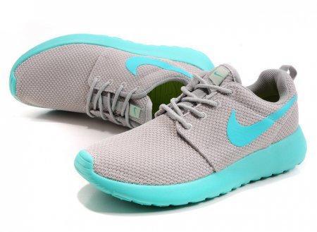 Nike Roshe Run кроссовки женские