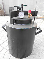 Автоклав бытовой (г.Харьков) 14 литровых, 20 пол литровых ВЕНТИЛЬ, фото 1