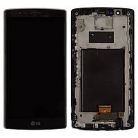 Дисплей LG G4 F500 \ G4 H810 \ G4 H811 \ G4 H815 \ G4 H818 \ G4 LS991 \ G4 VS986 comlete witch frame