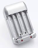 Зарядные устройства для бытовых аккумуляторов (AA, AAA, 9V, 18650, 16340, 14500)