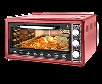 Печь электрическая духовка EFBA 3003 Красная