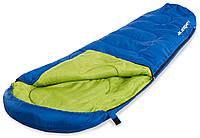 Спальный мешок туристический 250g/m2 ACAMPER типа мумия теплый и легкий -2 *C