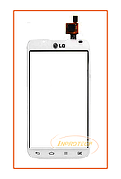 Сенсор (тачскрин) LG P715 Optimus L7 II White Original