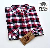Мужская рубашка фланелевая Dakota Grizzly®(США) (L) /100% хлопок /Оригинал из США