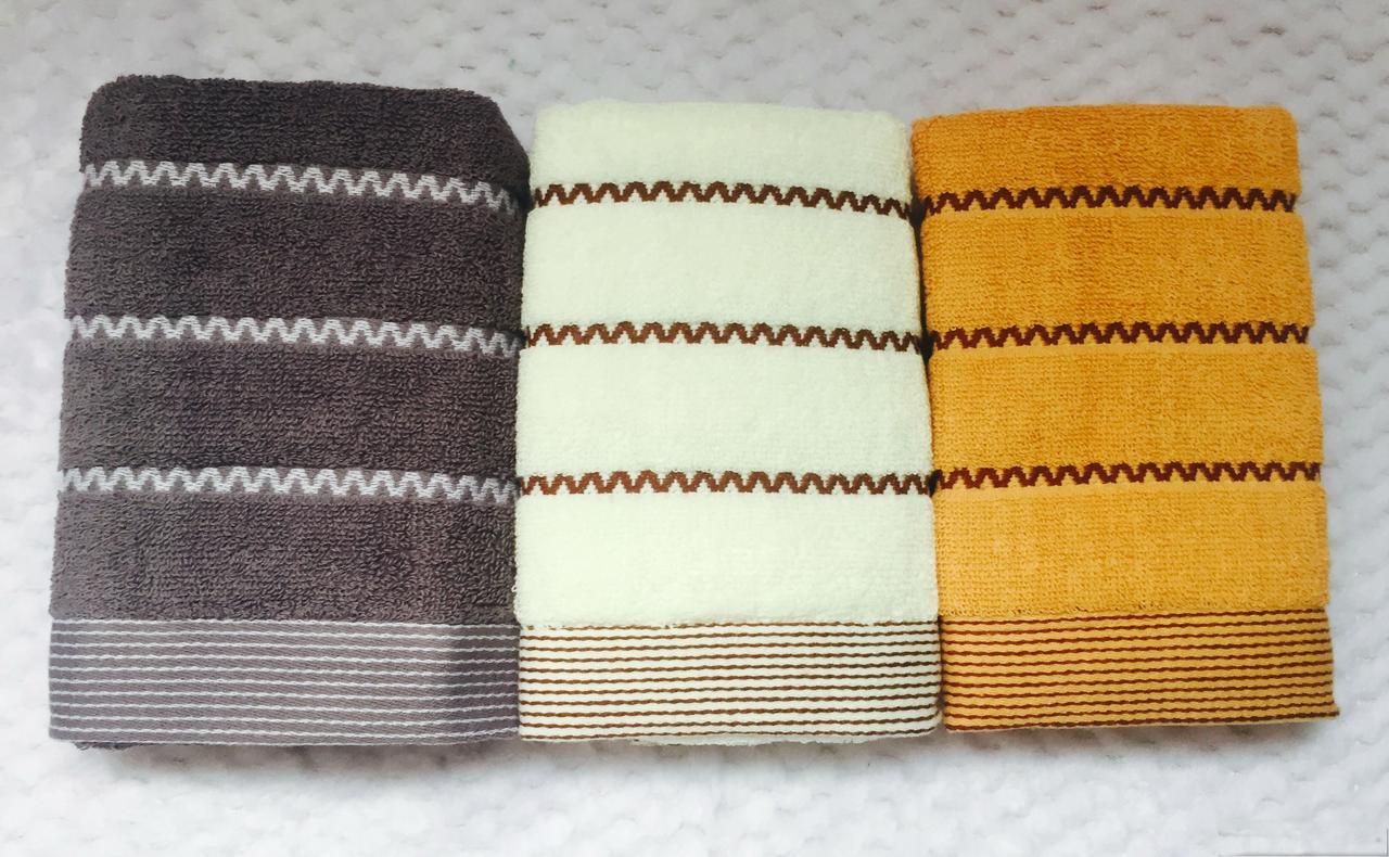 Махровые кухонные полотенца