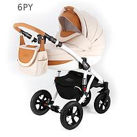 Детская универсальная коляска 2 в 1 ADAMEX Avila 06PY