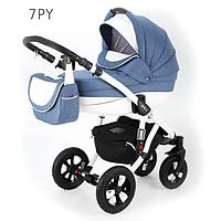 Детская универсальная коляска 2 в 1 ADAMEX Avila 07PY