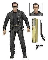 NECA Terminator 2 T800 3D Release, Терминатор 2 Т800 3Д Релиз