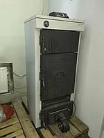 Котёл RIMA S.MAX-04 35-38kw твердотопливный литой чугунный (+вентилятор)