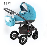 Детская универсальная коляска 2 в 1 ADAMEX Avila 12PY