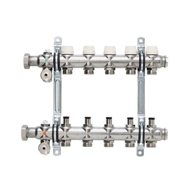 Колектор розподільчий xnet для теплої підлоги FX-2 KERMI