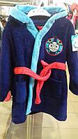 Халат махровый на мальчика Thomas р.2-3 года