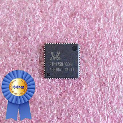 Микросхема RTM875N-606, фото 2