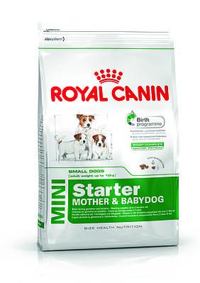 Сухой корм Royal Canin Mini Starter для собак мелких пород в период беременности и лактации 1 кг