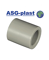 Муфта ппр соединительная 110 ASG-Plast (Чехия)