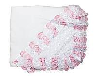 Уголок пеленка для новорожденных