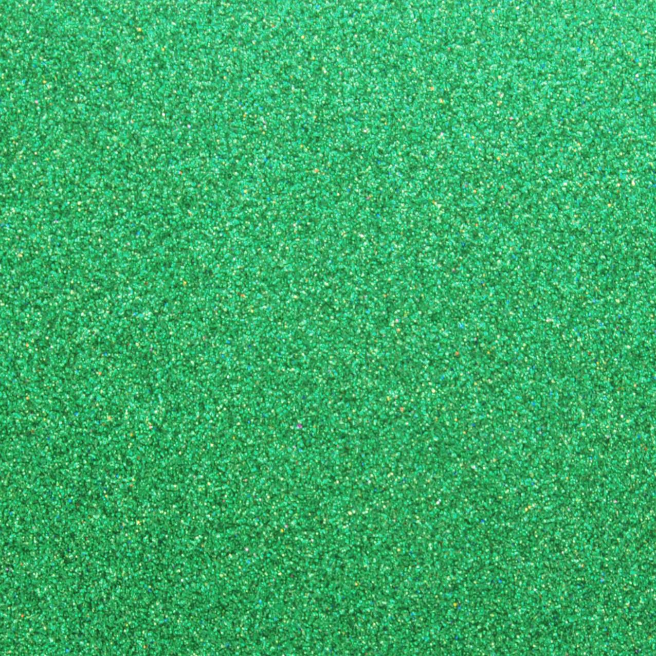 Фоамиран с глиттером 2 мм, 20x30 см, Китай, ИЗУМРУДНЫЙ