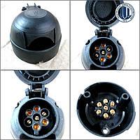 Розетка 7-контактная автомобильная