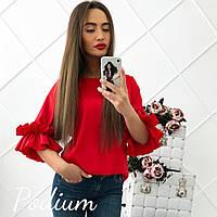 Красивая женская блуза (арт. 579618741)