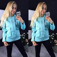 Женский стильный пиджак АПХ213