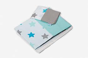 Сменная постель Twins Stars 3D