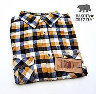 Мужская рубашка Dakota Grizzly®(США) (L) /100% хлопок /Оригинал из США