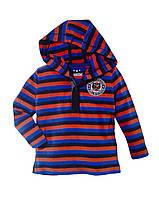 Реглан трикотажный  для мальчика с капюшоном,  размер 98/104, 110/116(3)Pepperts Л-513