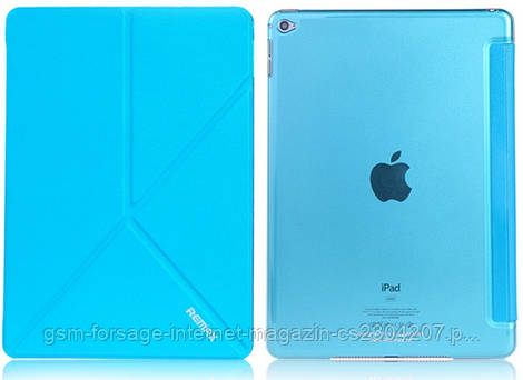 Чехол для iPad AIR 2 REMAX Blue