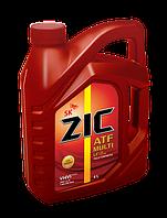 Трансмиссионное масло ZIC ATF Multi LF (4л)