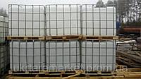 Еврокуб бу 1000л мытый