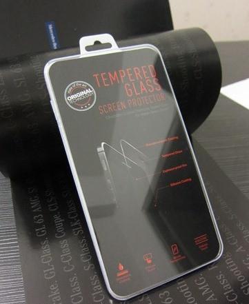 Защитное стекло для Homtom HT7 9h 2.5D закаленное box
