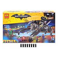"""Конструктор Bela 10635  The Batman Movie """"Скатлер"""" (Бетмен Супер Герои), 813 дет"""