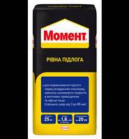 "Ровный пол ТМ ""МОМЕНТ"" (МОМ РП 25) - 25 кг."