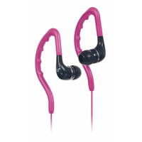 Наушники KitSound Enduro Pink