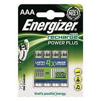 Аккумуляторы Energizer Power Plus AAA 700mAh*4шт