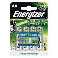 Аккумуляторы Energizer Power Plus AA 2000mAh*4шт