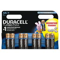 Батарейки Duracell Turbo max AA(LR06) *8шт