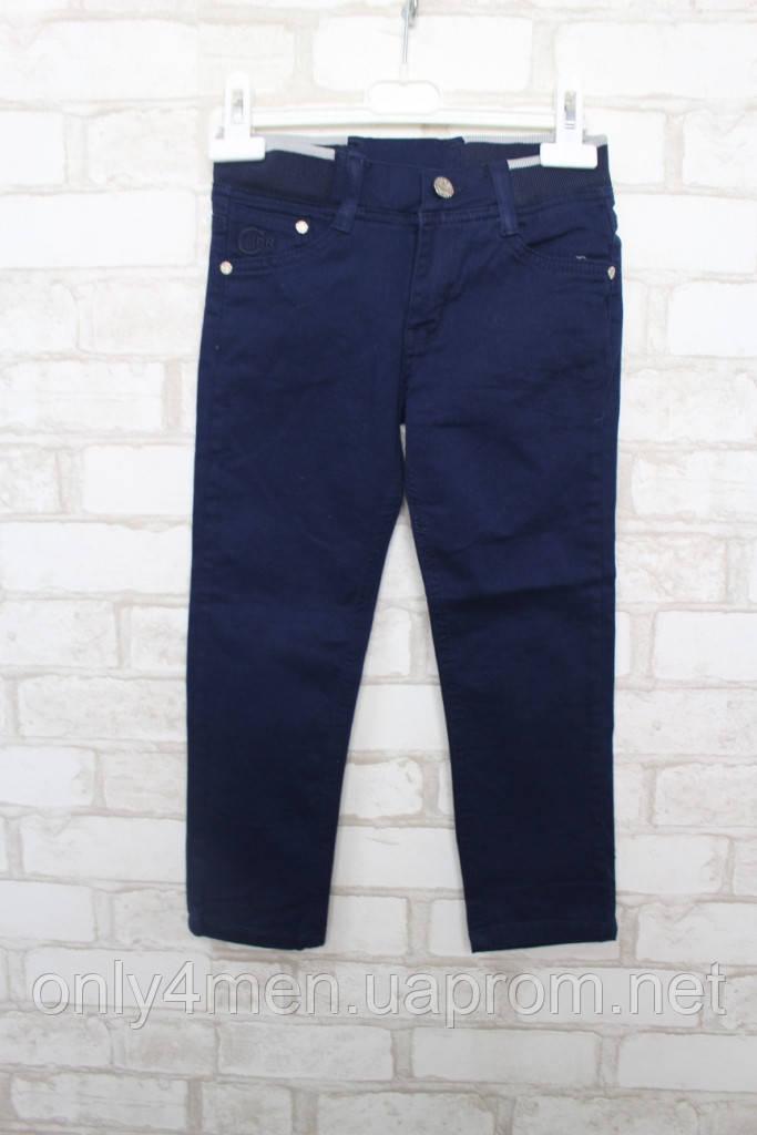 Детские штаны на резинке для мальчиков 86-110