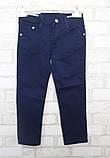 Дитячі штани на гумці для хлопчиків 86-110, фото 2