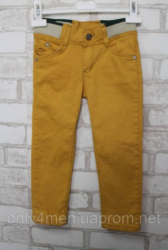 Детские штаны на резинке  для мальчика 98