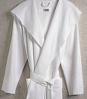Халат мужской с шалью с антибактериальной защитой L/XL/XS