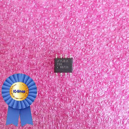 Микросхема FDS8672S, фото 2