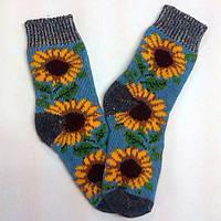 Теплые шерстяные носки женские, фото 1