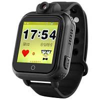 Смарт-годинник UWatch Q200 Kid smart watch Black