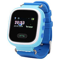 Смарт-годинник UWatch Q60 Kid smart watch Blue