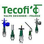 Tecofi – виробник шиберних засувок