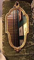 Зеркало в золотой раме, фото 1