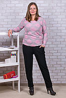 Женские штаны на меху Nataln 98-1 5XL/6XL. Размер 52-56.