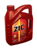 Трансмиссионное масло ZIC ATF Multi HT (4л)